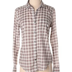 Nordstrom | Halogen | plaid button up